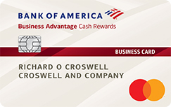 Bank of america business credit card offers applications reviews bank of america business advantage cash rewards mastercard credit card reheart