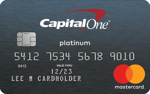 The best secured credit cards the capital one platinum credit card isnt a secured credit card you dont have to deposit money in order to get credit its a standard unsecured credit reheart Image collections
