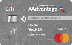 For Business Travelers: CitiBusiness / AAdvantage Platinum Select ...