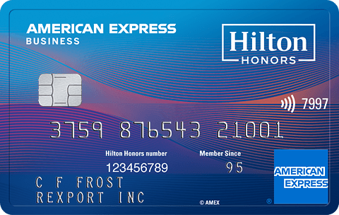 The hilton honors american express business card small business for small business owners earning rewards on hotel purchases not only helps to earn free nights but with cards like the hilton honors american express reheart Image collections